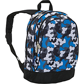 Blue Camo Sidekick Backpack Blue Camo