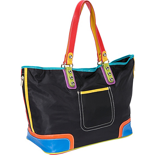 Sydney Love Color Block Large Tote - Tote