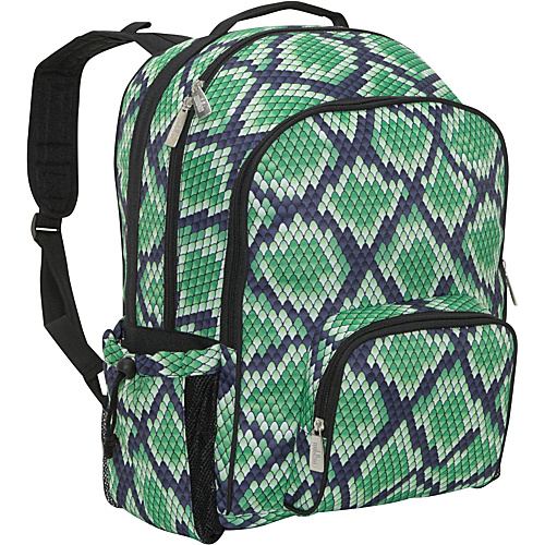 Wildkin Snake Skin Macropak Backpack - Snake Skin