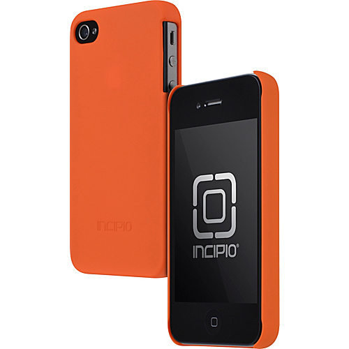Incipio Feather for iPhone 4/4S - Safety Orange