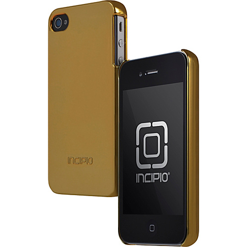 Incipio Feather for iPhone 4/4S - Gold