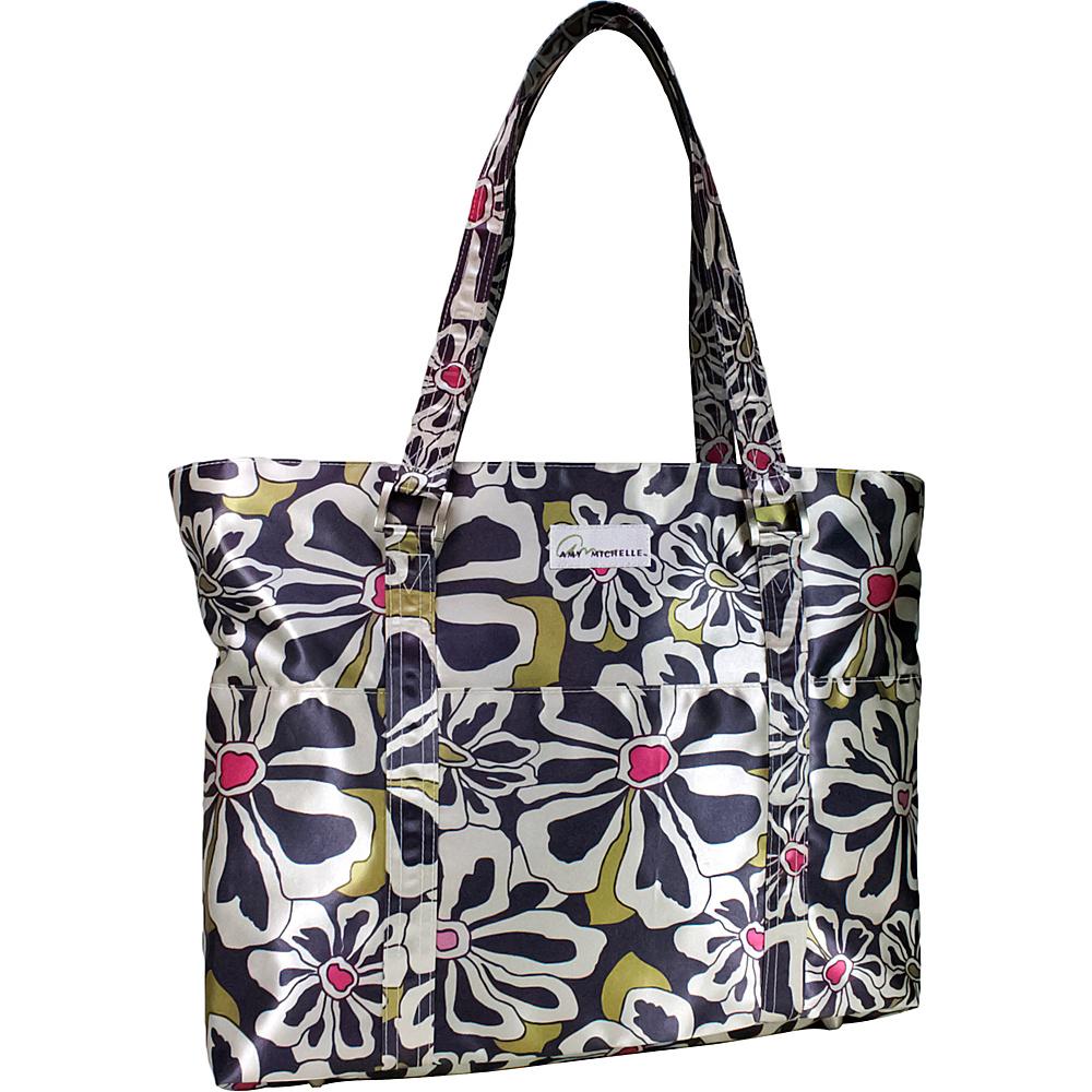 Amy Michelle Austin Tote - Tote - Handbags, Fabric Handbags