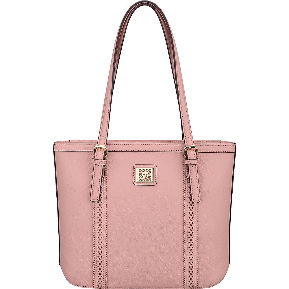 Anne Klein Perfect Tote Small Shopper Petal/Petal/Petal - Anne Klein Manmade Handbags