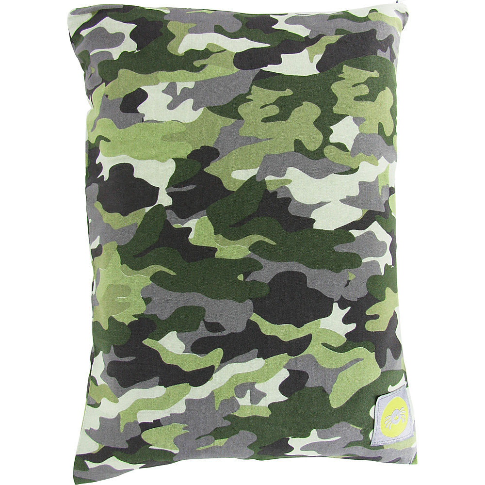 Itzy Ritzy Travel Happens Sealed Wet Bag Medium Camo Itzy Ritzy Diaper Bags Accessories