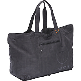 Packable Tote Charcoal