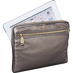 Linley Tablet Zip Around Gunsmoke