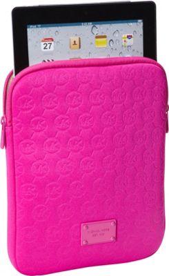 Michael Michael Kors Electronics Ipad Case- Neoprene Embossed Lacquer