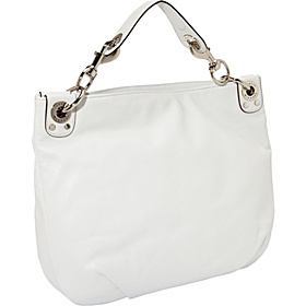 Mini Luscious Hobo White