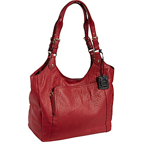 Unzipped Shopper Red