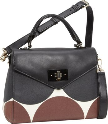 kate spade new york Deborah Dot Little Nadine Satchel