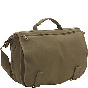 European Canvas Messenger Olive
