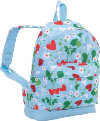 Miquelrius Agatha Small Knapsack Cherries Cherries - Miquelrius Everyday Backpacks