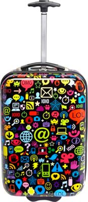 TrendyKid Travel Kool Chat Carry-On Chat - TrendyKid Hardside Carry-On