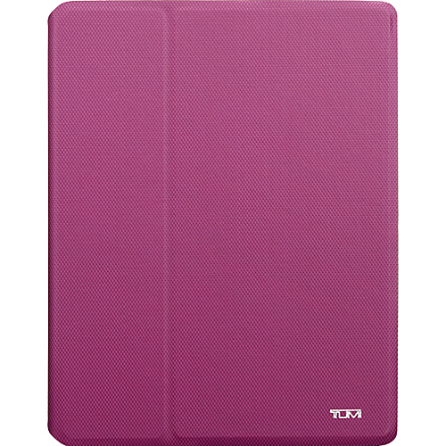 Tumi Leather Snap Case for new iPad Purple - Tumi Laptop Sleeves