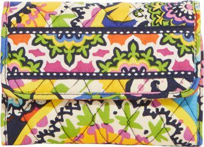 Vera Bradley Euro Wallet Rio - Vera Bradley Ladies Small Wallets