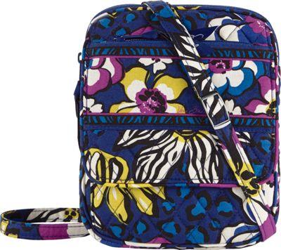 Vera Bradley Mini Hipster Crossbody African Violet - Vera Bradley Fabric Handbags