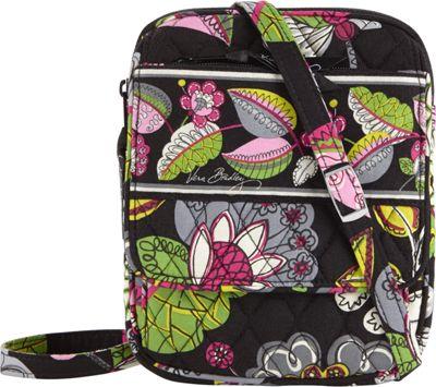 Vera Bradley Mini Hipster Crossbody Moon Blooms - Vera Bradley Fabric Handbags