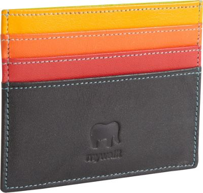 MyWalit Small Credit Card Holder Black Pace - MyWalit Women's Wallets