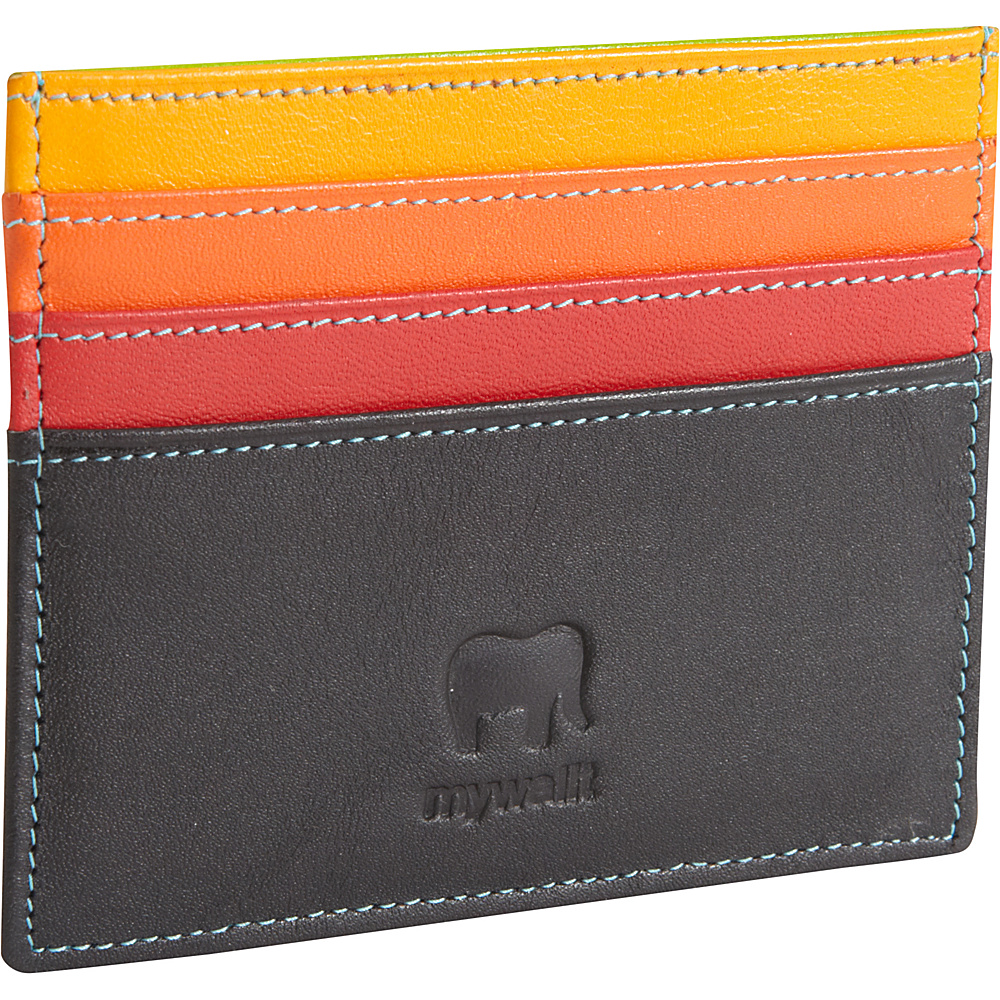 MyWalit Small Credit Card Holder Black Pace MyWalit Women s Wallets