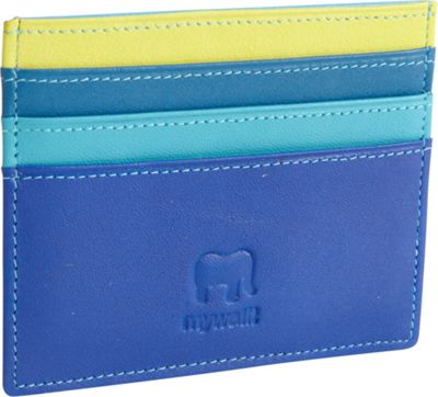 MyWalit Small Credit Card Holder Seascape - MyWalit Women's Wallets