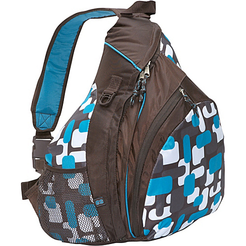 Eastsport Sling Backpack AQUA - Eastsport Slings
