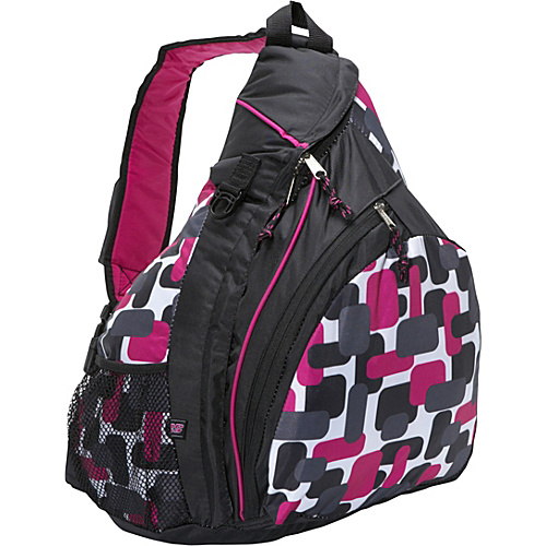Eastsport Sling Backpack MAGENTA - Eastsport Slings