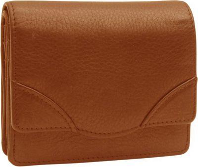 TUSK LTD Donington Napa French Clutch Wood - TUSK LTD Women's Wallets