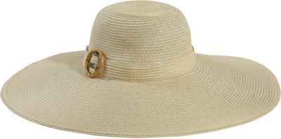 Sun 'N' Sand Calique Cove One Size - Natural - Sun 'N' Sand Hats/Gloves/Scarves
