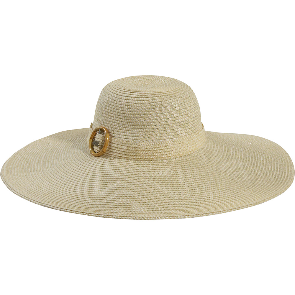 Sun N Sand Calique Cove One Size - Natural - Sun N Sand Hats/Gloves/Scarves - Fashion Accessories, Hats/Gloves/Scarves