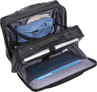 Samsonite Xenon 2 Mobile Office - PFT Black - Samsonite Wheeled Business Cases