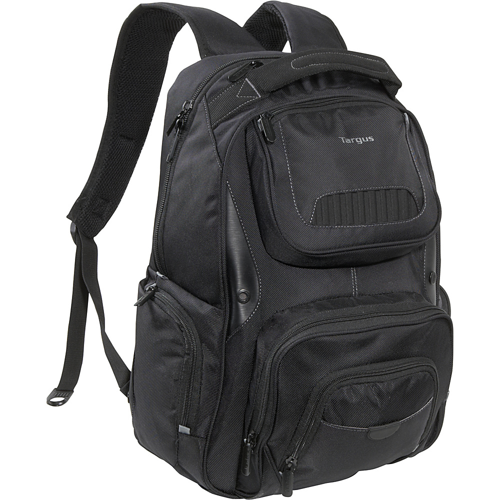 Targus Legend IQ Laptop Backpack Black Targus Business Laptop Backpacks