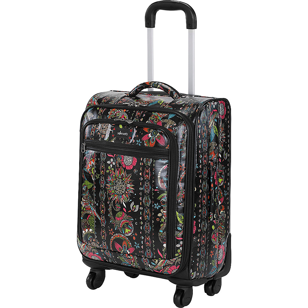 Sakroots Artist Circle Rolling Carry On Neon Spirit Desert - Sakroots Softside Carry-On - Luggage, Softside Carry-On