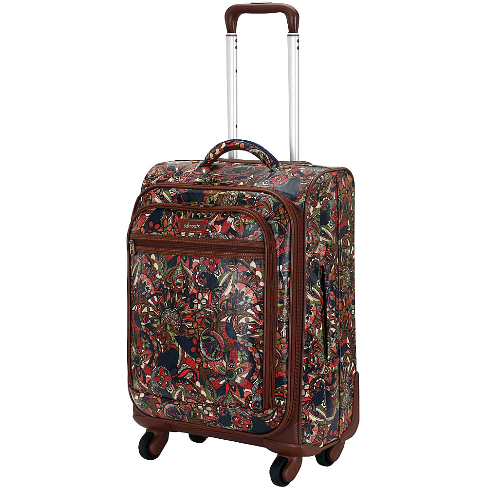 Sakroots Artist Circle Rolling Carry On Midnight Spirit Desert - Sakroots Softside Carry-On - Luggage, Softside Carry-On