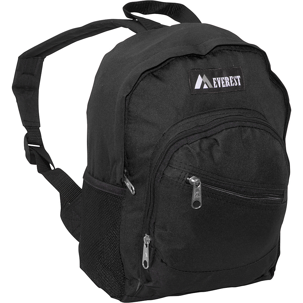 Everest Junior Slant Backpack Black - Everest Kids Backpacks - Backpacks, Kids' Backpacks
