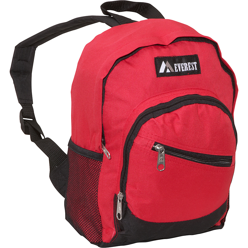 Everest Junior Slant Backpack Red/Black - Everest Kids Backpacks - Backpacks, Kids' Backpacks