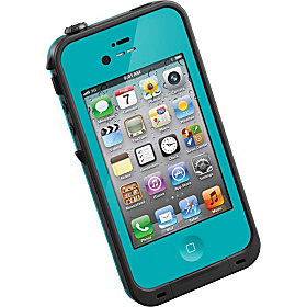 iPhone case for iPhone 4s / 4 Teal