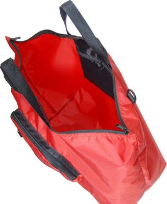 Netpack 23 inch U-zip lightweight tote Lime Green - Netpack Packable Bags