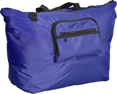 Netpack 23 inch U-zip lightweight tote Blue - Netpack Packable Bags
