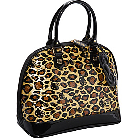 Hello Kitty Leopard Embossed Bag Leopard