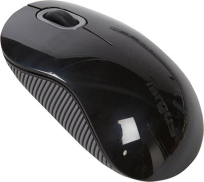 Targus Wireless Blue Trace Mouse Black/Grey - Targus Electronic Accessories
