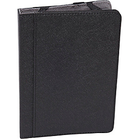 CrossWork-T: Kindle, Kindle Touch and Kindle Paperwhite Folio  Black Taiga