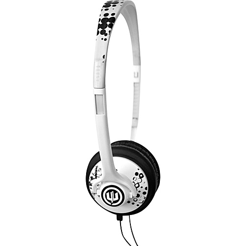 Wicked Audio Chill Headphones White - Wicked Audio Travel Electronics