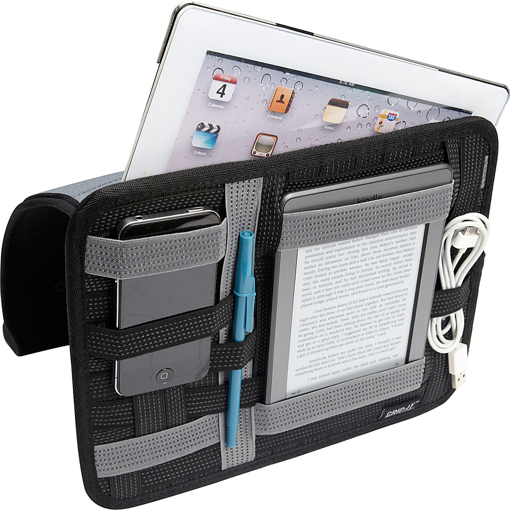 Cocoon Innovations Grid It! Organizer Wrap CPG 36 Black Cocoon Innovations Travel Organizers