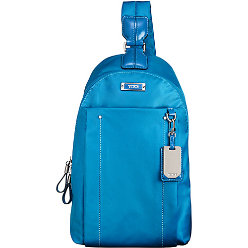 Tumi Voyageur Brive Sling Backpack Pool - Tumi Designer Handbags