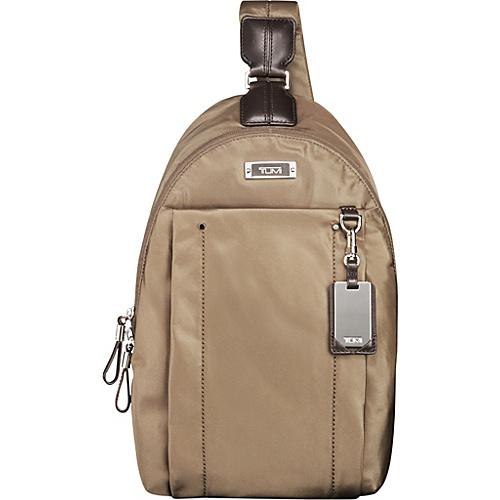 Tumi Voyageur Brive Sling Backpack Smokey Quartz - Tumi Designer Handbags