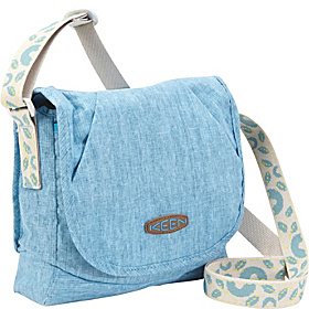 Emerson Bag (Washed Linen) Vivid Blue