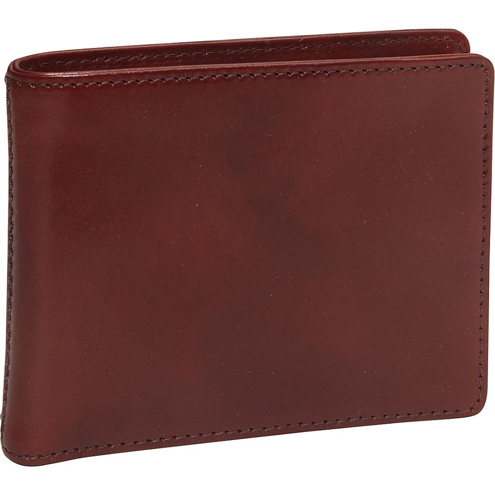 Bosca Old Leather Executive ID Wallet Dark Brown - Bosca Men's Wallets