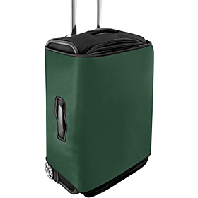 Small Luggage Cover - Solids Green