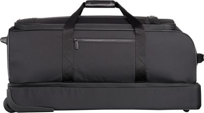 Tumi T-Tech Gateway Yusen Large Wheeled Duffel 30 Black - Tumi Travel Duffels