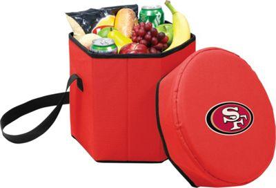 Picnic Time San Francisco 49ers Bongo Cooler San Francisco 49ers Red - Picnic Time Outdoor Coolers